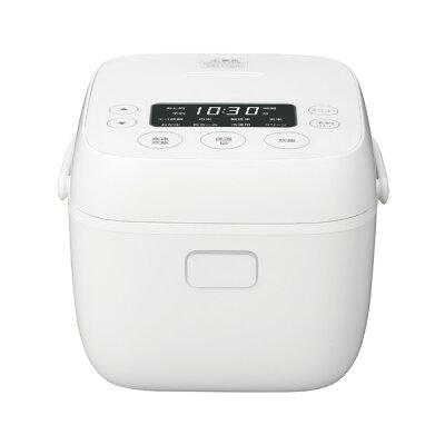 amadana アマダナ 炊飯器 AT-RM32B-WH ホワイト 3合 /マイコン ATRM32B