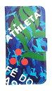 ATHLETA/アスレタ ATG9076 マルチスマホケース ブックタイプ ブルー