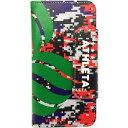 ATHLETA/アスレタ ATG9163 iPhone6s/6専用ブック型ケース レッドカモ