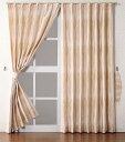 形状記憶・1級遮光ドレープカーテン 『タリア』【HK】 サイズ:200×235cm1枚組 カラー:ブラック