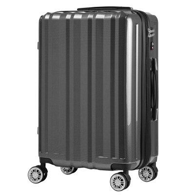 LEGEND WALKER/レジェンドウォーカー 5102-55 スーツケースファスナータイプ カーボン