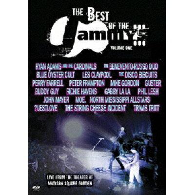 ザ・ベスト・オブ・ザ・ジャミーズ・ライブ Vol.1/DVD/IEJR-0049