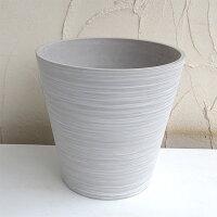 エコフレンドリーポット8号鉢用ホワイト