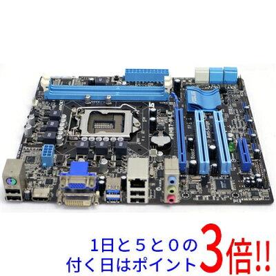 ASUS P8H67-M LE REV 3.0 Socket 1155対応 H67チップセット搭載MicroATXマザーボード
