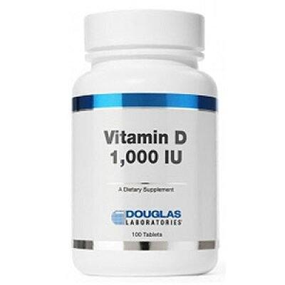 ビタミンD 1000I.U. 100粒 〔83007-100〕