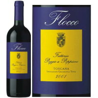 フロッコ 1999赤ワイン フルボディ 750mlイタリア トスカーナ IGTトスカーナ ロッソFLOCCO 1999