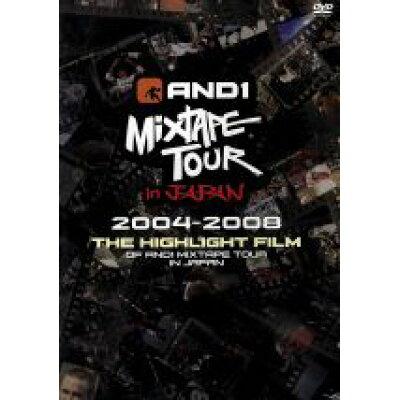 ベスト・オブ・AND1ミックステープ・ツアー・イン・ジャパン/DVD/SBIZ-0904