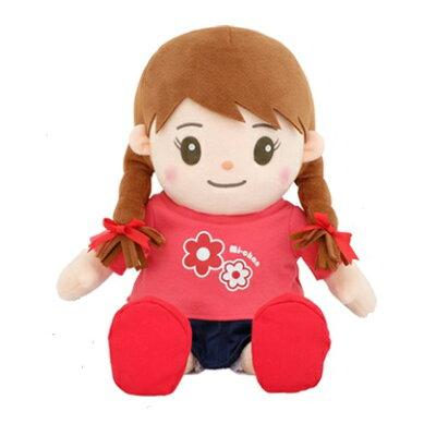 おしゃべり人形みーちゃん 料 保証付 音声認識人形