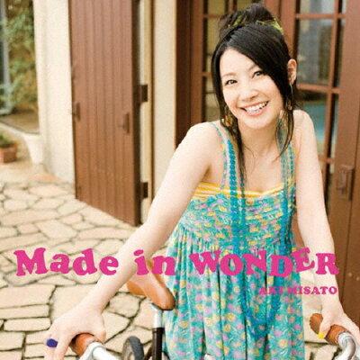 Made in WONDER シングル LHCM-1066