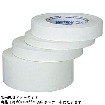 銀一 シュアーテープ 2インチ ホワイト FP-227