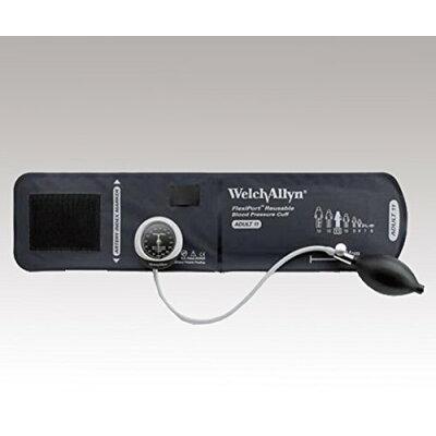 ウェルチ・アレン アネロイド血圧計 デュラショック・ゲージ一体型スタンダード 小児用 DS44-09DS44-090-1450-31