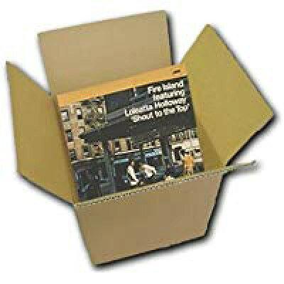 ダンボール lpレコード/12inchレコードー 用