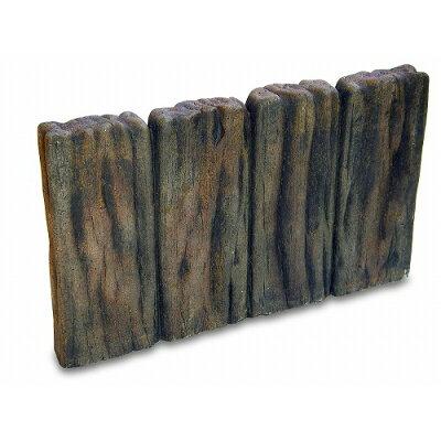 石原 NXstyle 花壇材 ガーデンスリーパー平行四連 1335021 0232bm
