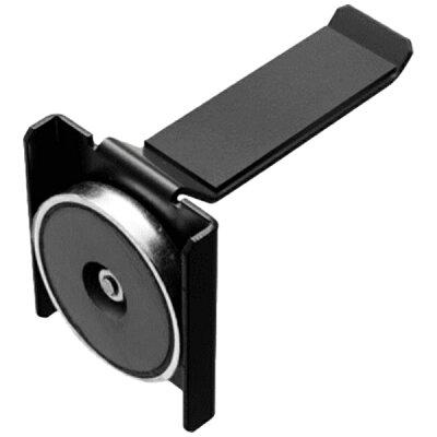 ZESTY JAPAN ヘッドフォン用スタンド マグネット付き ブラック NB-HSTA02SM