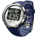 SHOT NAVI GPS ゴルフナビ ウォッチ 腕時計型 計測器 W1-FW NAVY