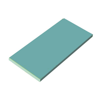 瀬戸内一枚物カラーまな板ブルー K10C 1000×450×H20mm