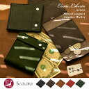 (Costa Liberta(コスタリベルタ) CL015 栃木レザーコンパクト財布 ) 国産のコンパクト折財布