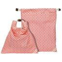tipua(ティプア) bag 布ナプキン用ポーチ ピンク