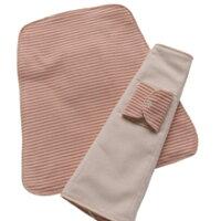 tipua 布ナプキン はねつきハンカチタイプ オーガニックコットン Lサイズ 34cm05
