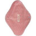 tipua(ティプア) 布ナプキン フライス レギュラー(防水シート入り) ピンク 1枚