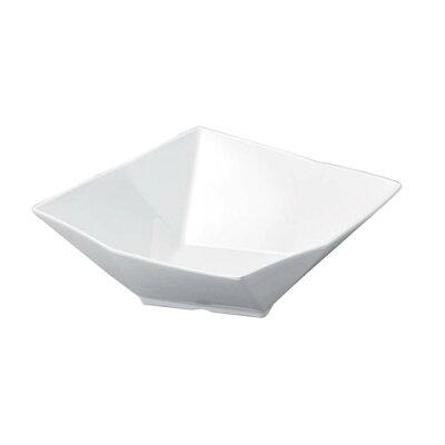 ニューホワイト 折紙盛鉢 28cm 0261370