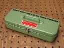 (Mercury) ミニツールボックス カーキ C197KH Mini Tool Box KHAKI