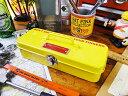 (Mercury) ミニツールボックス イエロー C197YE Mini Tool Box YELLOW