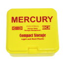 (Mercury) コンパクトストレージ S イエロー C202YE Compact Storage S YELLOW