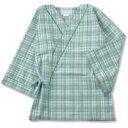 患者衣 甚平型(上着) 225-23 S