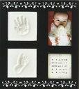 赤ちゃん手形足型 トレジャー (ブラック) 700027