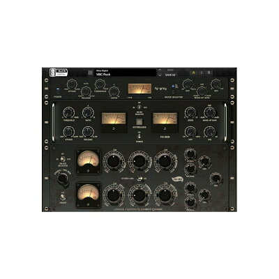 SLATE DIGITAL Virtual Buss Compressors(VBC)
