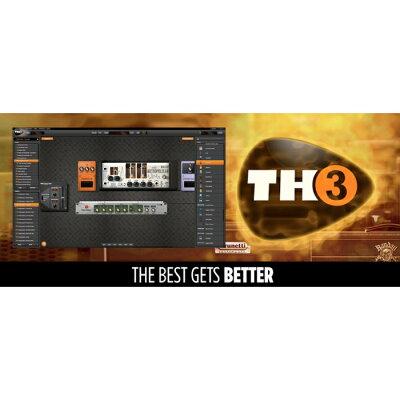 OVERLOUD TH3  ギターサウンド プロセッサー プラグイン