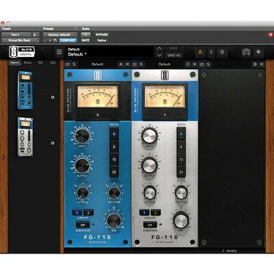 SLATE DIGITAL FG-116 Blue Series /簡易パッケージ版