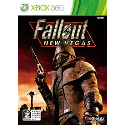 Fallout: New Vegas(フォールアウト: ニューベガス)/XB360/JES1-00091/【CEROレーティング「Z」(18歳以上のみ対象)】