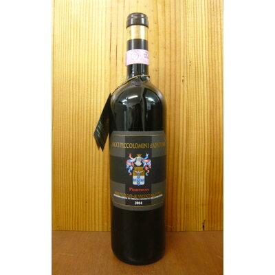 """ブルネッロ・ディ・モンタルチーノ""""ヴィーニャ・ディ・ピアンロッソ""""(2004)年・チャッチ・ピッコロミーニ・ダラゴナ元詰Brunello di Montalcino""""Vigna di Pianrosso""""(2004) CIACCI PICCOLOMINI d'ARAGONA"""