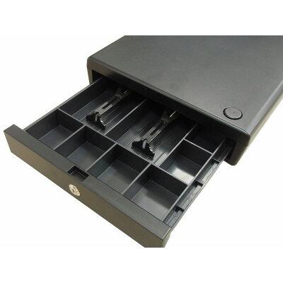 ボタン開閉式キャッシュドロア(XSサイズ)DCC-26(PO)
