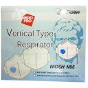 SMCエアプロ N95マスク ホワイト レギュラー 30枚入