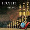 トロフィー VTX3502 ゴルフ(タイプ:K)(松下徽章)