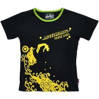 エンジェルハーツ AngelHearts Tシャツ BLACK WS AHT-312