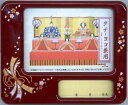 ひな祭りオルゴール 北寿監修 オルゴール付写真立て