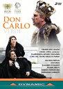 Verdi ベルディ ドンカルロ全曲 リエヴィ演出オーレン&トスカニーニフィルペルトゥージブロス他2016 ステレオ日本語字幕付2DVD DVD