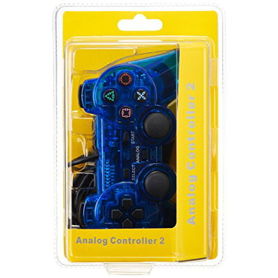 analog controller 2 blue