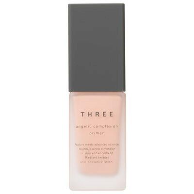 THREE アンジェリックコンプレクションプライマー #01 PINK PETAL