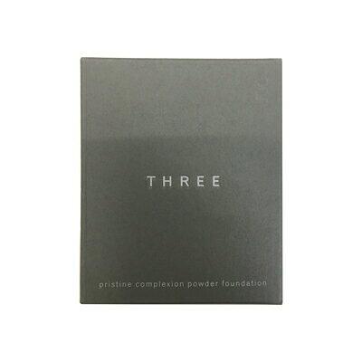 THREE プリスティーンコンプレクションパウダーファンデーション #203リフィル