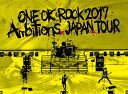 "ONE OK ROCK 2017 ""Ambitions"" JAPAN TOUR/Blu-ray Disc/AZXS-1021"