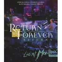 復活!リターン・トゥ・フォーエヴァー~ ライヴ・アット・モントルー 2008/Blu-ray Disc/YMXA-10007