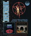 クラシック・アルバムズ:2112+ムービング・ピクチャーズ/Blu-ray Disc/YMXB-20210
