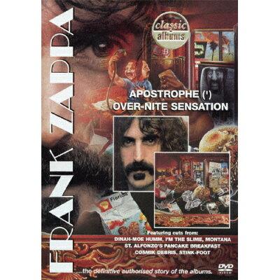 アポストロフィー+オーヴァーナイト/DVD/YMBZ-10227