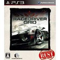 RACE DRIVER GRID(レースドライバー グリッド)(Codemasters THE BEST)/PS3/BLJM-60236/A 全年齢対象