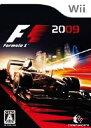 F1 2009/Wii/RVL-P-R9FJ/A 全年齢対象